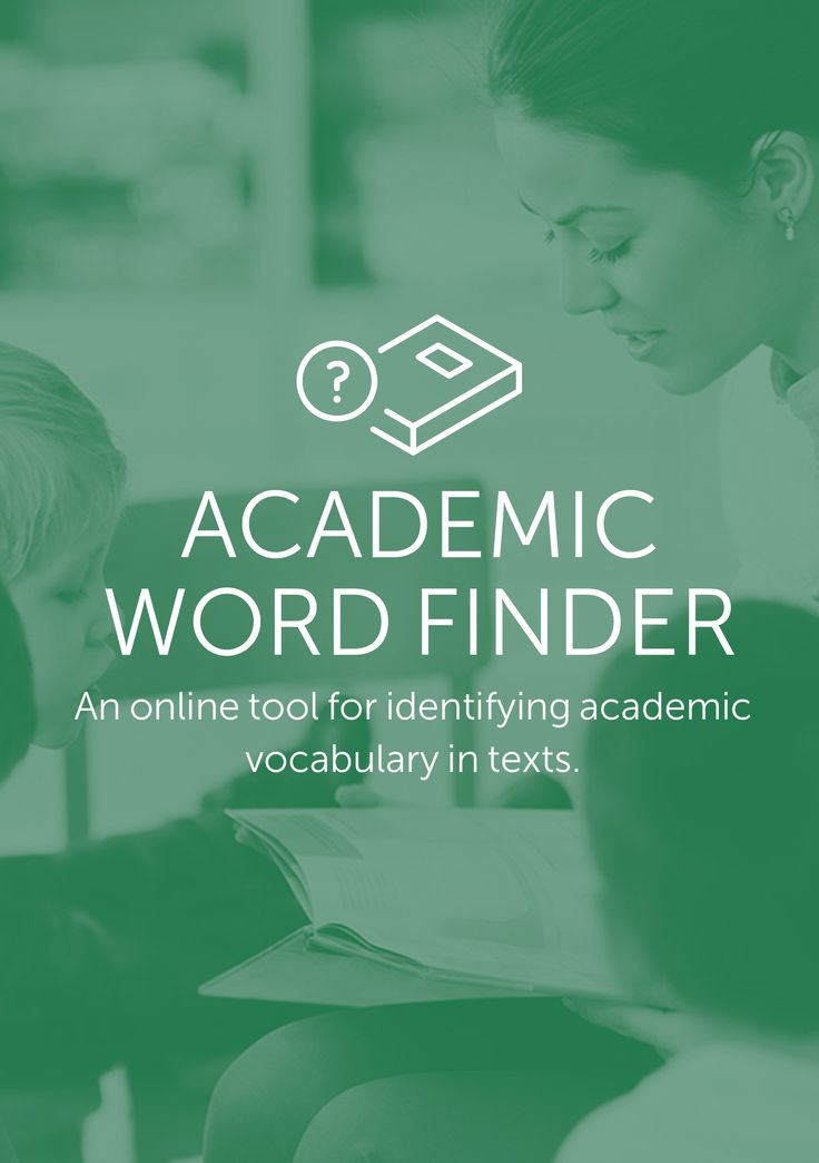The$Academic$Vocabulary$List$$ - NYU Steinhardt