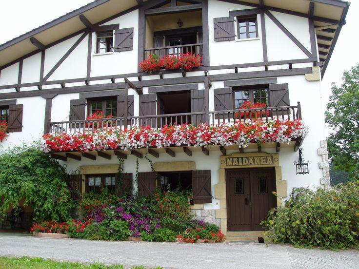 Hotel Rural -Ondarribi-Basque Country