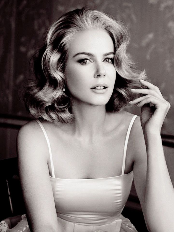 Nicole Kidman by Patrick Demarchelier for Vanity Fair. December_边城浪子 - 美丽鸟