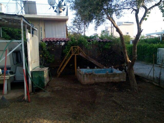 Εξειδικευμένος καθαρισμός  ανοικτών  χώρων Grass Cleaner www.hortokoptiki.gr