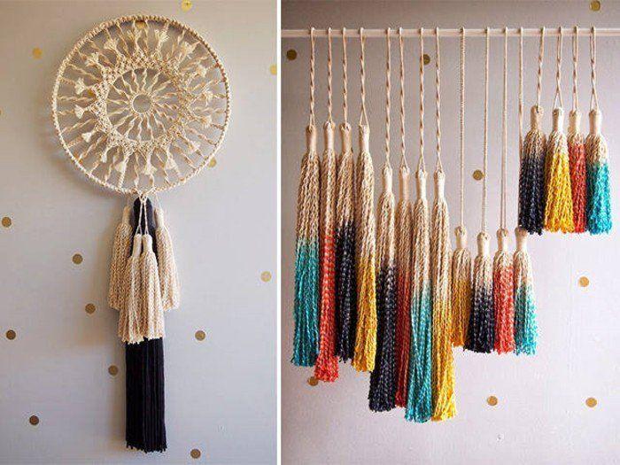 1001 projets diy macram en tutoriels et photos. Black Bedroom Furniture Sets. Home Design Ideas