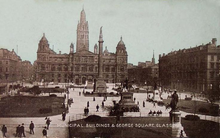 George Square, Glasgow