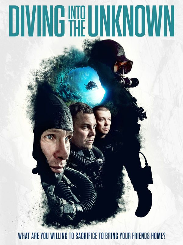 Four Finnish cave divers set out on a recovery mission when two of their friends drowned deep inside an underwater cave in Norway.