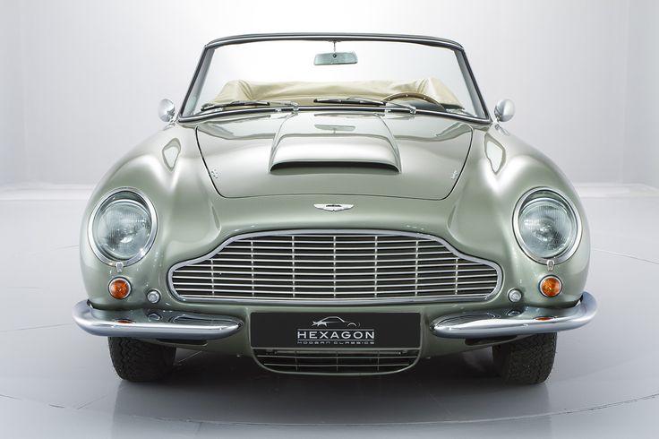 1966 Aston Martin Short Chassis Volante