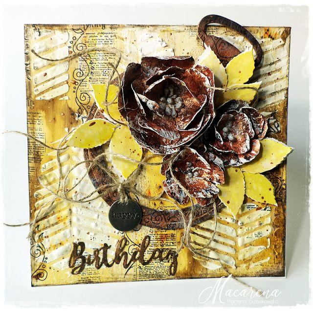 macarena-creativa: Handmade Flowers