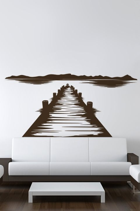 Wall Decals The Dock