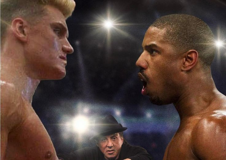 'Creed' Sequel Could See Michael B. Jordan Facing Off Against Dolph Lundgren #Creed, #DolphLundgren, #MichaelBJordan, #Rocky, #SylvesterStallone celebrityinsider.org #celebritynews #Movies #celebrityinsider #celebrities #celebrity #moviesnews