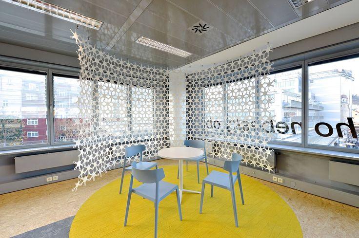 Showroom Zlatý Anděl - CAPEXUS #actiu #wing #showroom #interiordesign