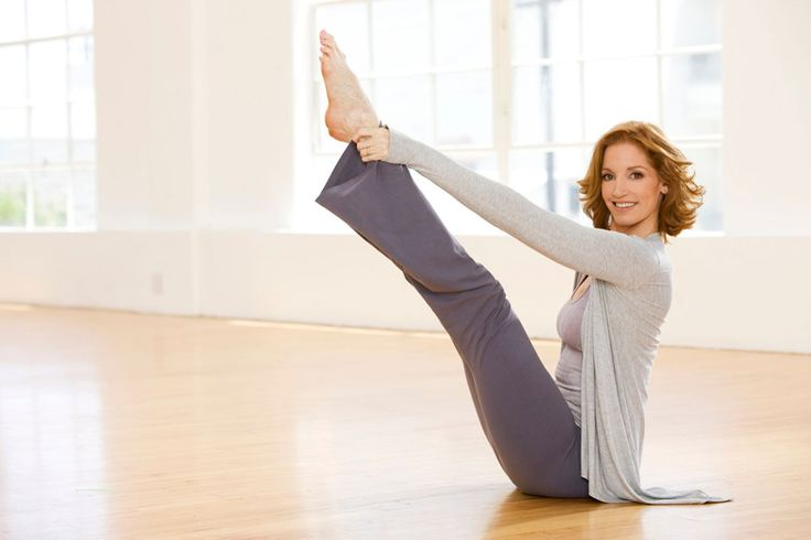 Memorial Day Countdown: A Pilates Move a Day