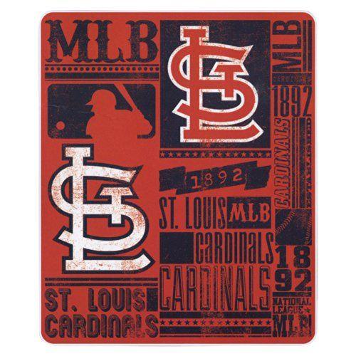"MLB Team ""Vintage Baseball"" Lightweight Fleece Throw Blanket (St. Louis Cardinals, 50"" x 60"") Northwest http://www.amazon.com/dp/B00KSDYINY/ref=cm_sw_r_pi_dp_S7Uxub0M6NDKQ"
