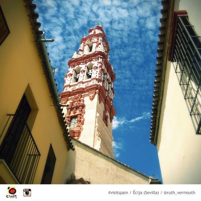 Rincones de Andalucía: Écija (Sevilla) / Places of Andalusia: Écija (Sevilla), by @ruth_vermouth