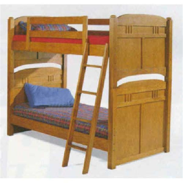 BUNK BED Paper Plans SO EASY BEGINNERS LOOK LIKE EXPERTS Build ... | 600x600