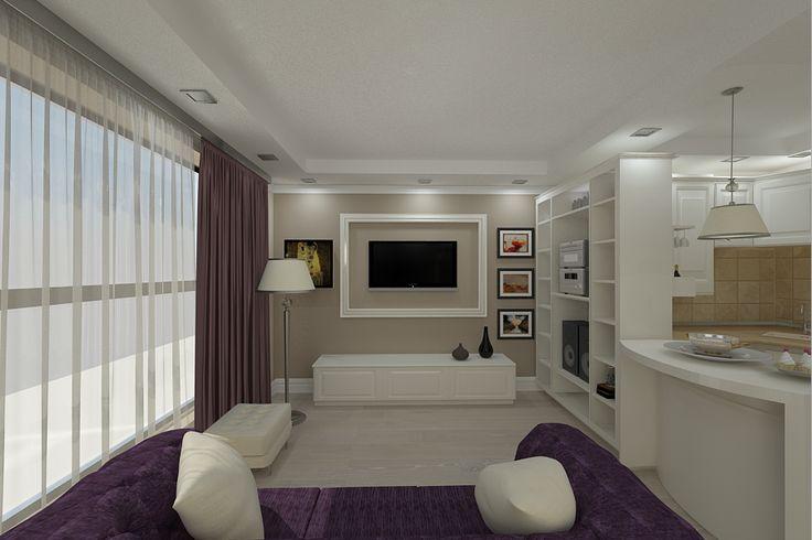 Portofoliu proiect design interior living apartament de lux situat in Constanta,Faleza Nord.Mobilierul proiectat pentru living,dormitor si bucatarie a fost achizitionat prin intermediul Nobili Interior Design din Italia .