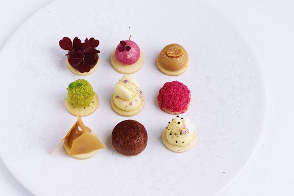 Nytårsdessert: Desserttapas