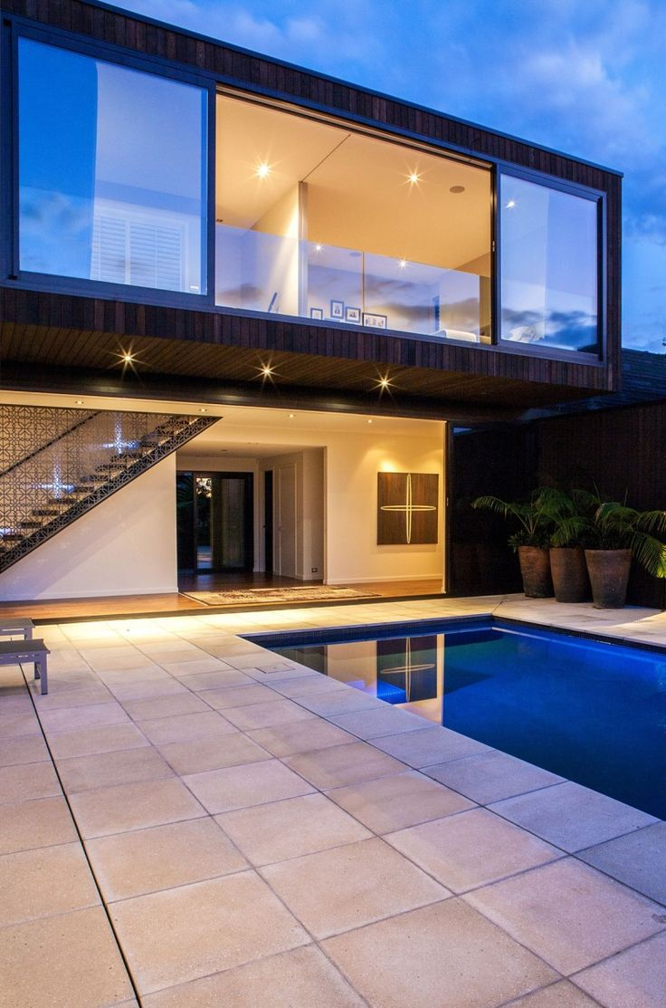 Godden Cres By Dorrington Architects U0026 Associates.   MyHouseIdea · New  Zealand HousesModern ... Design Inspirations