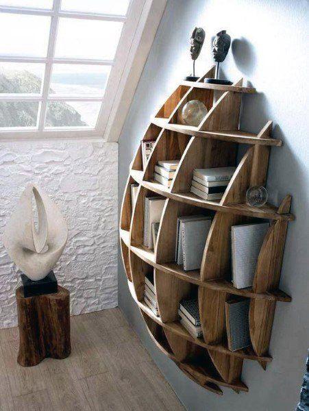 70 Bookshelf Bookshelf Ideas – Unique Bookshelf Designs