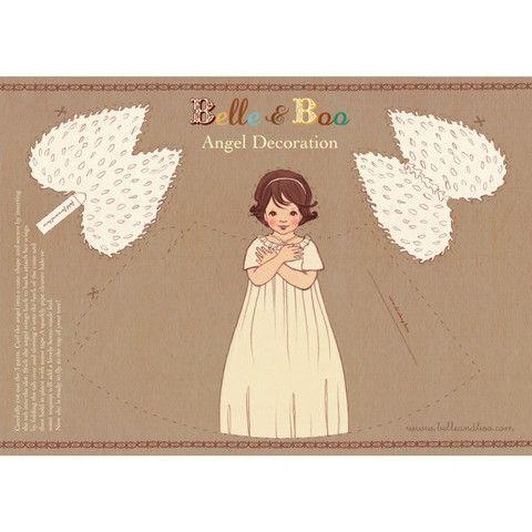 Babyssimo.de - Belle & Boo DIY Engelchen