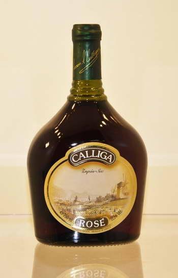 Calliga Rosé Wine