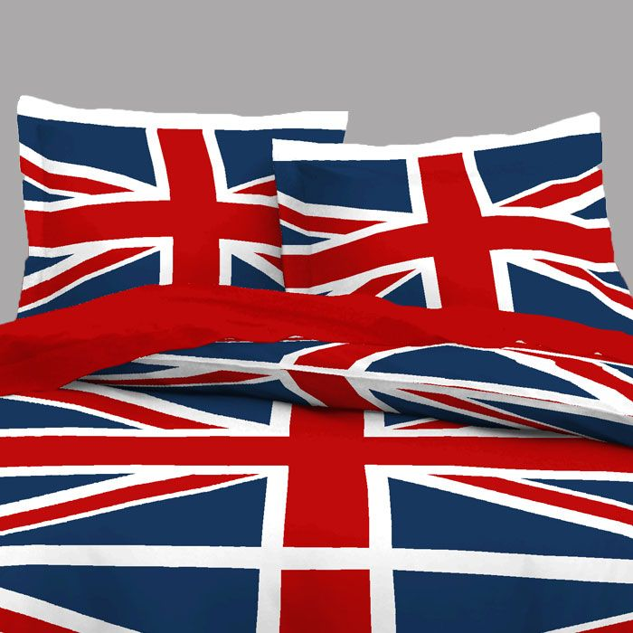 17 meilleures images propos de housses de couette london for Housse de couette drapeau