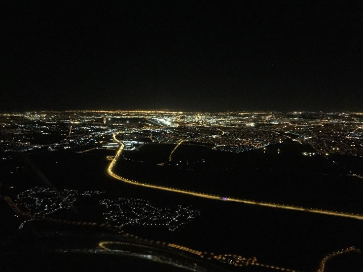 Night Flying South Africa