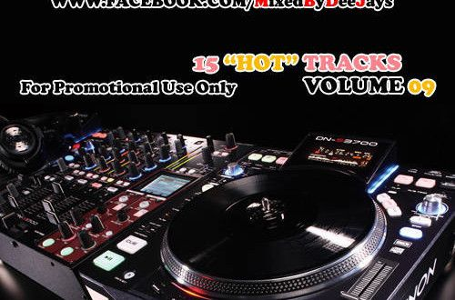 VA-Hot Mixes 4 Yah! #09 (2015) - Chile Remix