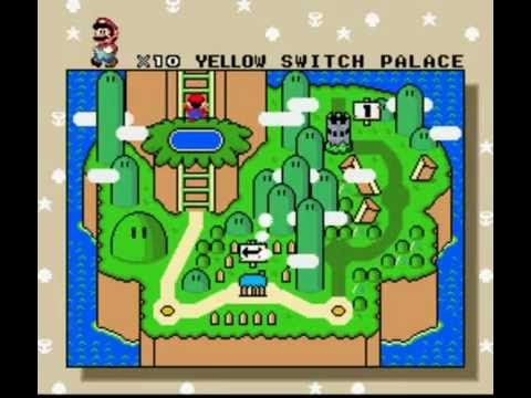 Super Mario World complete Walkthrough  Many an inclement weather day I spent with my son watching him try to get to the next level. Great music and game play.