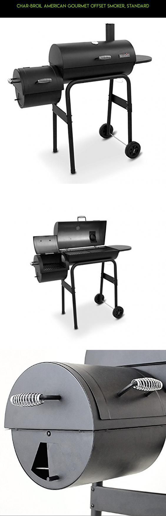 Char-Broil American Gourmet Offset Smoker, Standard #technology #products #camera #kit #plans #shopping #parts #tech #drone #grills #charcoal #racing #fpv #bbq #gadgets