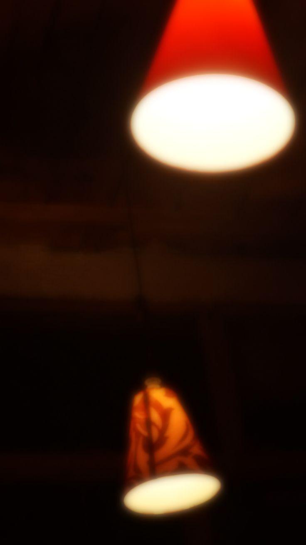 Cafe lights. #vscocam
