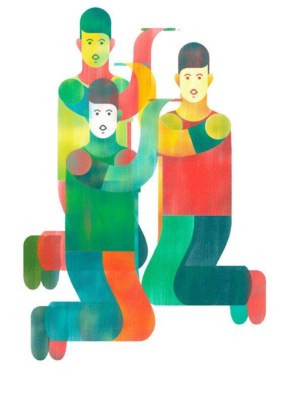 Giulio Bonasera - 3x3 Call for Entries 2015 http://giuliobonasera.com #conceptual #poster #illustration
