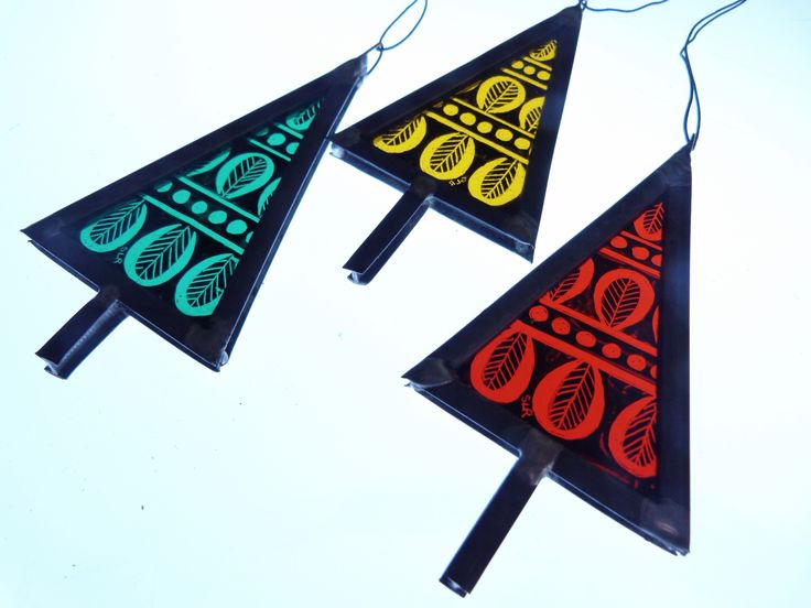 Christmas is coming Christmas tree stained glass designed and made by Sarah Roberts Stained Glass Art. #christmas #christmastree #xmas  #christmasdecorations