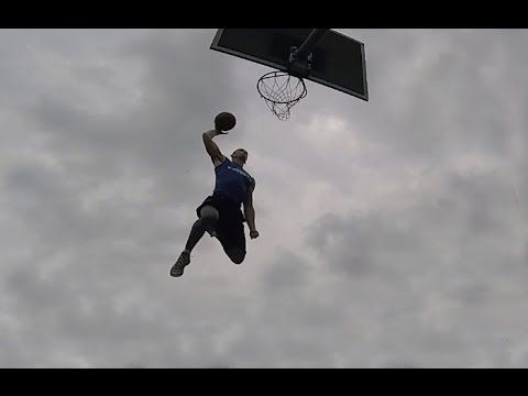 Bombing #Rap Attack #streetball challenge 2015 - #freestyle #basketball #tricks