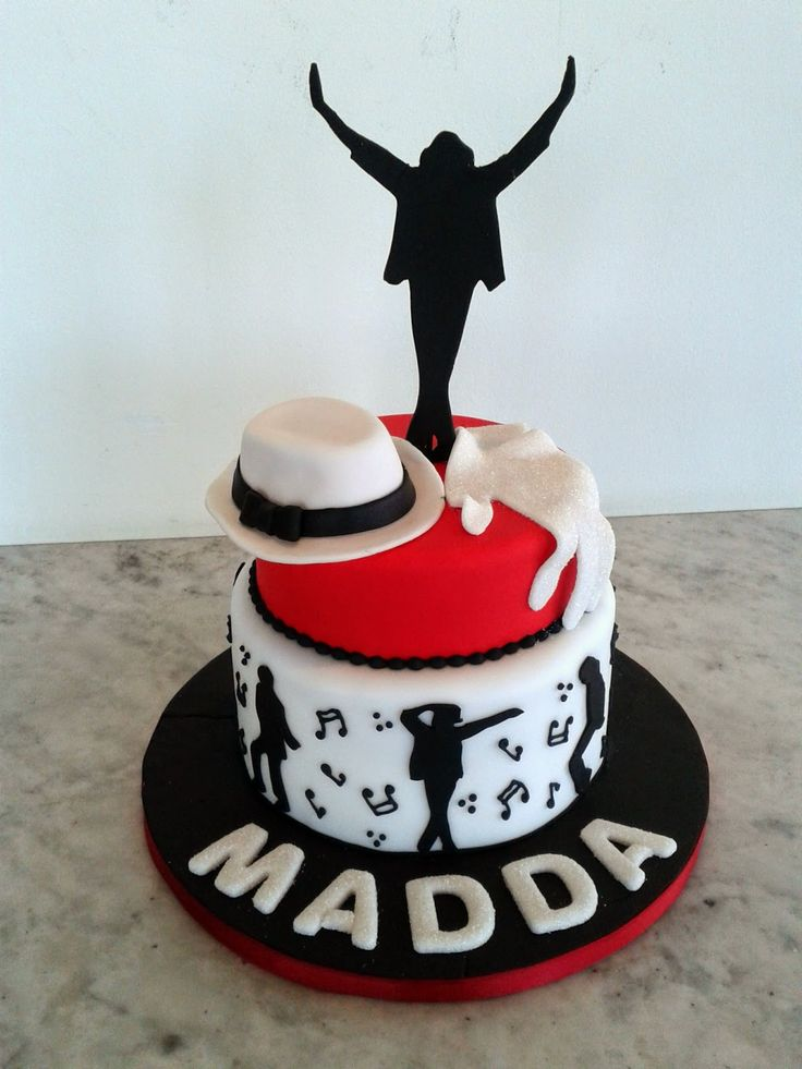 25+ best ideas about Michael Jackson Cake on Pinterest ...