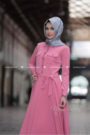Nergis Şahan - Pink Dila Dress