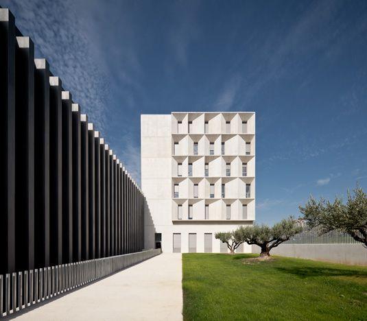 Otxotorena arquitectos facultad econ micas universidad de - Arquitectos navarra ...