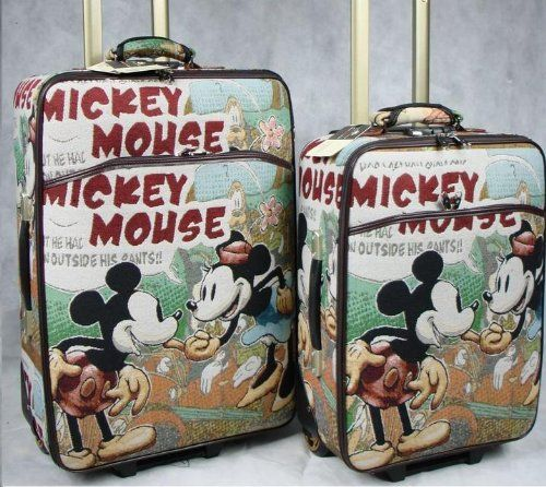 24 Inch/mickey Mouse Cover Luggage Bag Baggage Trolley Roller Set/lowest Price/aaa HelpStuff,http://www.amazon.com/dp/B004VZY2LI/ref=cm_sw_r_pi_dp_lkLntb1WQW5X5CWY