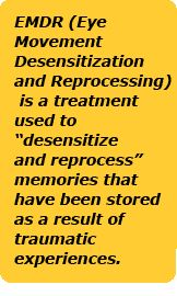 EMDR therapy definition