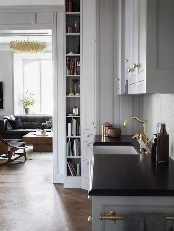 The Home of Joanna Lavén, Take Two | photo: Marcus Lawett | via NordicDesign