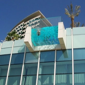Nice Balcony Pool.