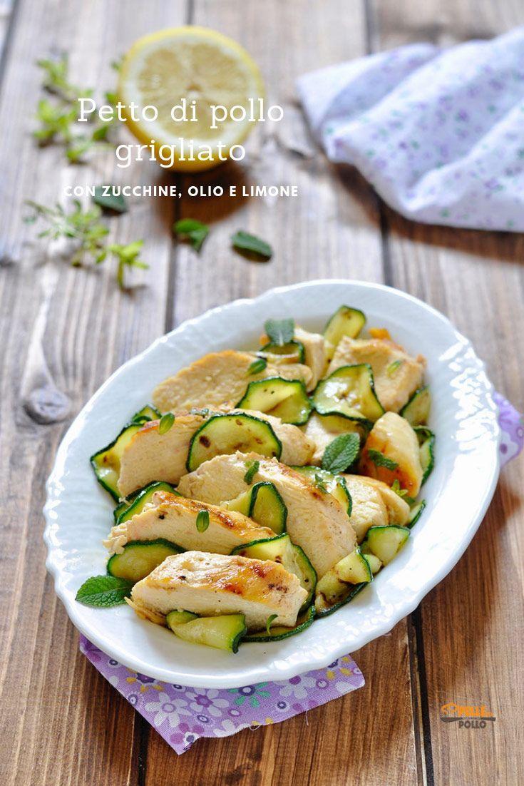 Zucchine Ricette Light