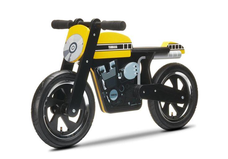 Yamaha Kids Cafe Racer Balance Bike Images
