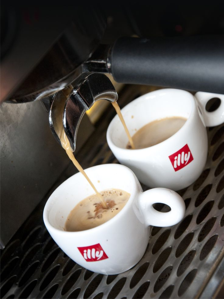 we serve illy coffee - The Beer Garden