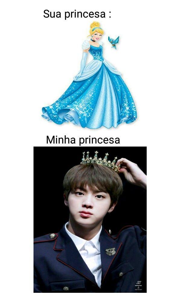 A Princesa das armys <3