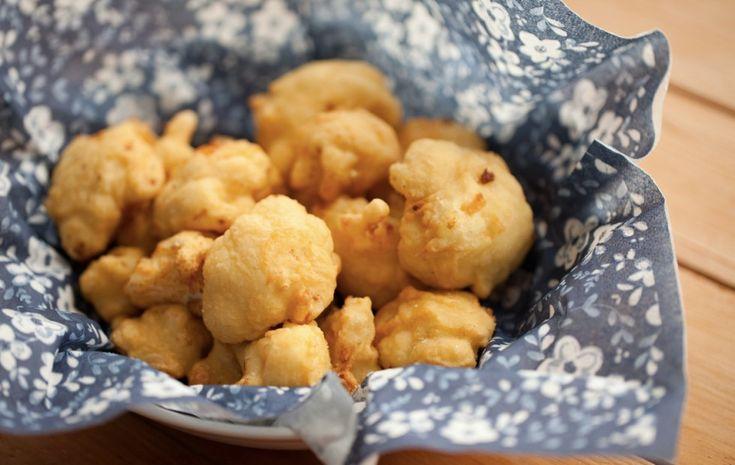 Cimette fritte di cavolfiore ricetta