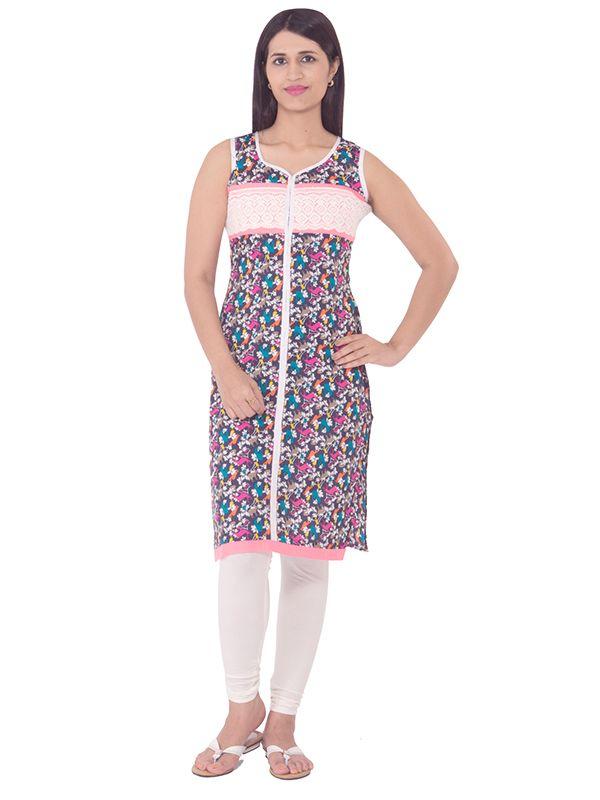 Fab Nisa Casual Kurti for Rs.899/-