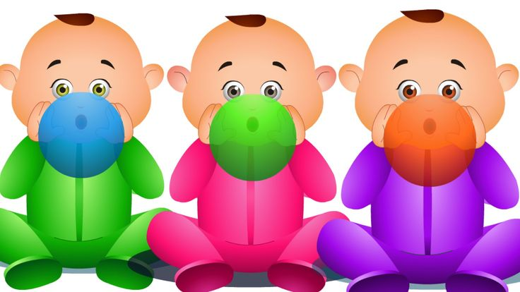 Five Little Babies Blowing Balloons & Many More | Nursery Rhymes Collect...