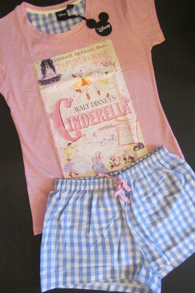 Classic Cinderella Movie Poster Pj's!