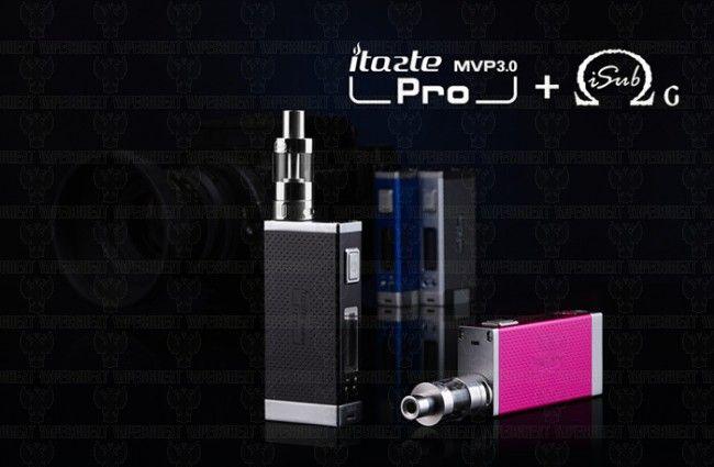 INNOKIN ITASTE MVP3.0 PRO 60W  Our Special Price: £67.99 Read Here: http://goo.gl/6ynUmn