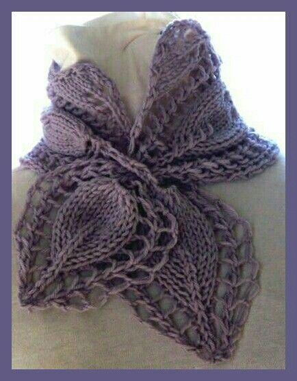 9 best BUFANDAS images on Pinterest | Punto de crochet, Artesanías y ...