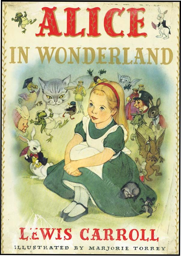 Lewis Carroll Biography