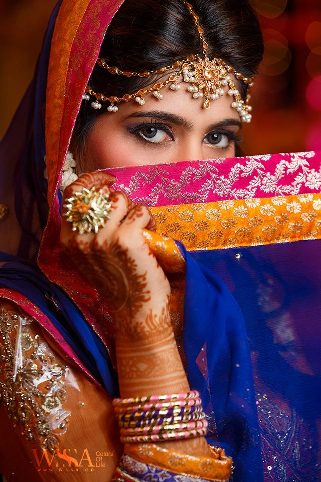 Pakistani wedding photography mehndi